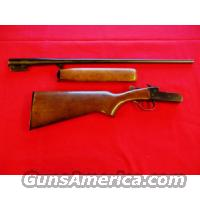 Winchester Model 840  Guns > Shotguns > Winchester Shotguns - Modern > Bolt/Single Shot