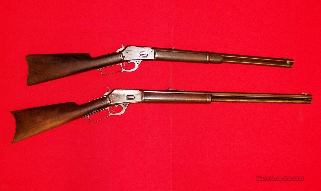 Marlin Model 1889  Guns > Rifles > Marlin Rifles > Pre-1899