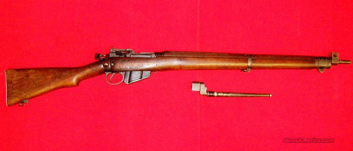 British Enfield  Guns > Rifles > Military Misc. Rifles Non-US > Other
