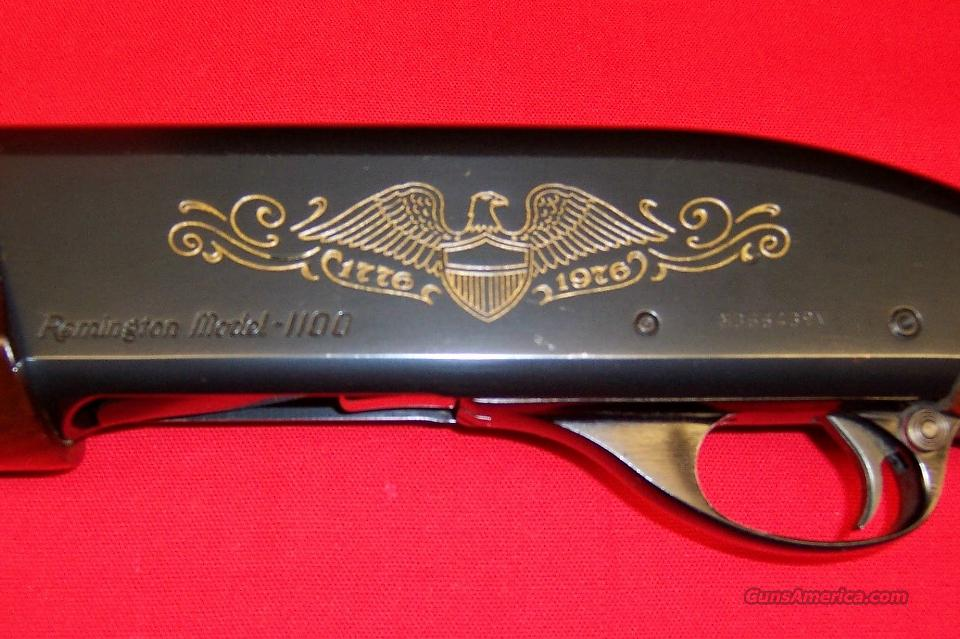 Remington Model 1100 Trap  Guns > Shotguns > Remington Shotguns  > Autoloaders > Trap/Skeet