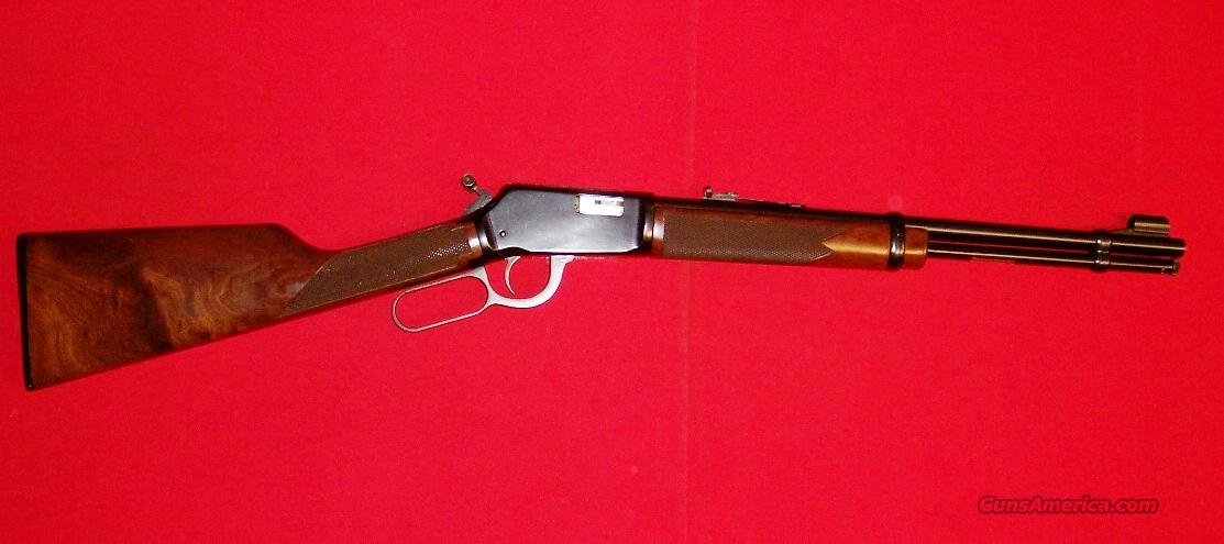Winchester Model 9422M Trapper  Guns > Rifles > Winchester Rifles - Modern Lever > Model 94 > Post-64