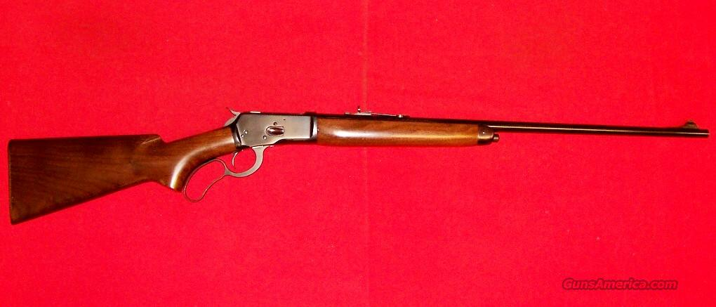 Browning Model 65  Guns > Rifles > Browning Rifles > Lever Action