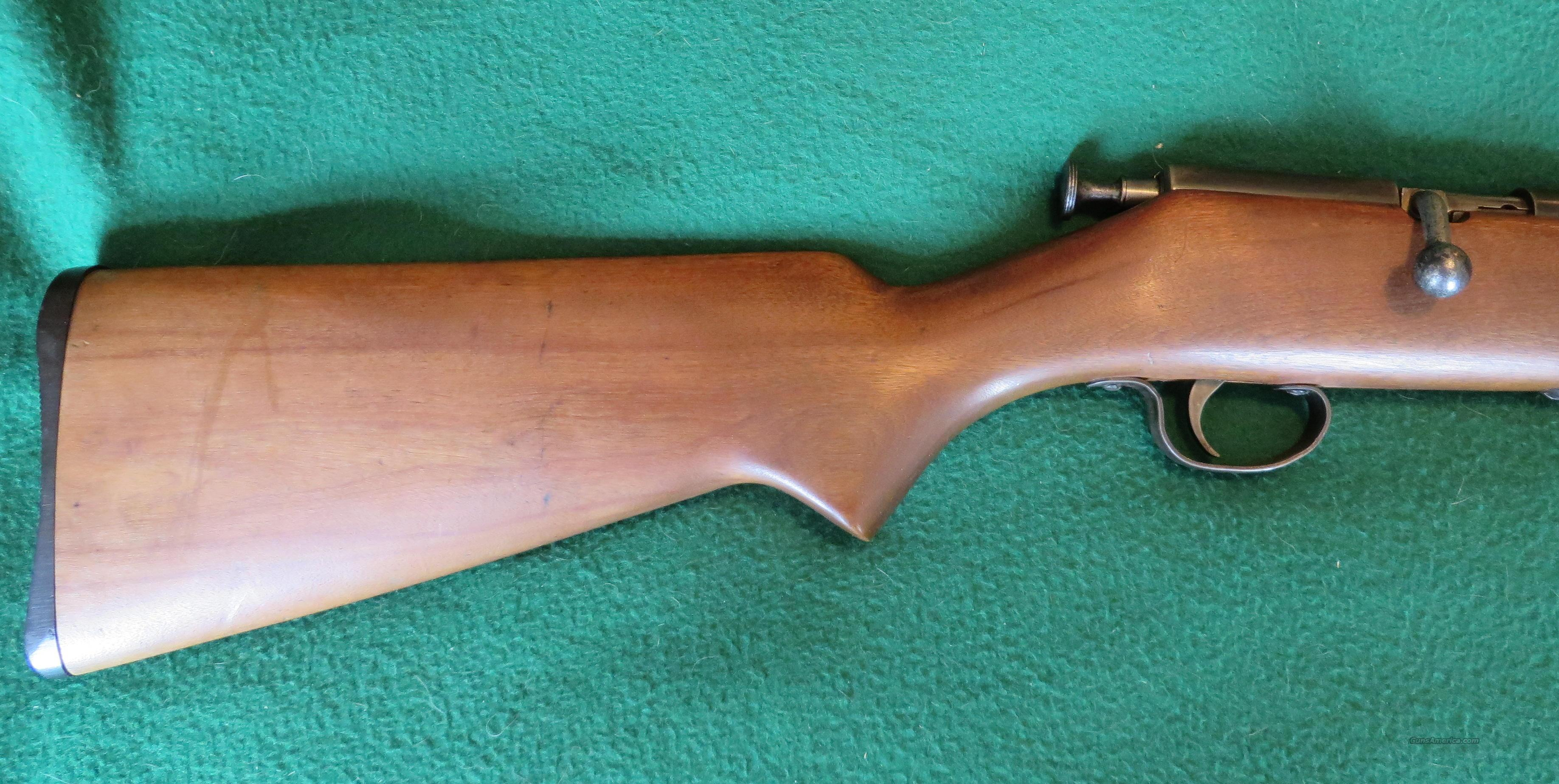 Marlin .22 Smoothbore   Guns > Rifles > Marlin Rifles > Modern > Bolt/Pump