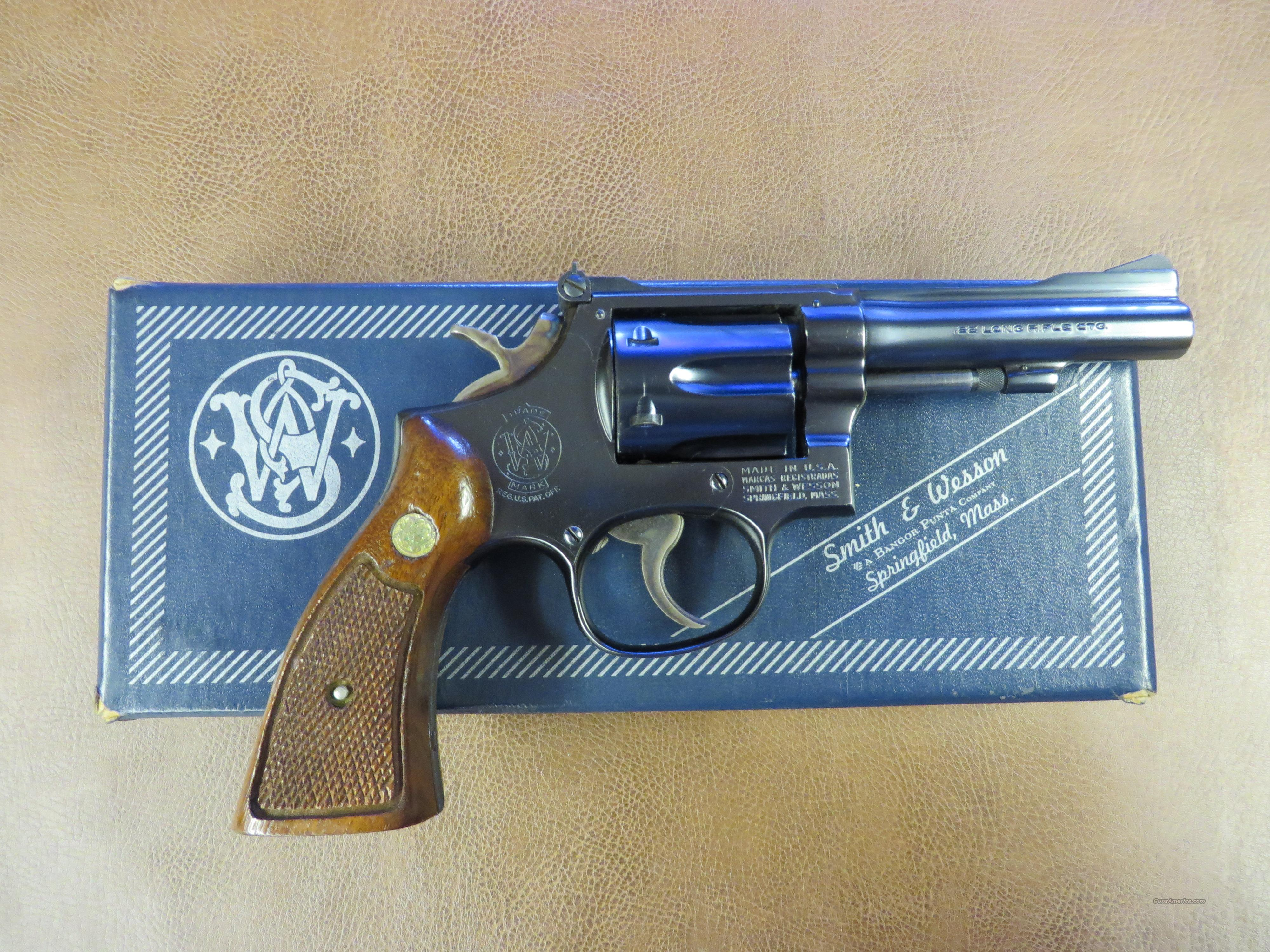 S&W Model 18-4  Guns > Pistols > Smith & Wesson Revolvers > Full Frame Revolver