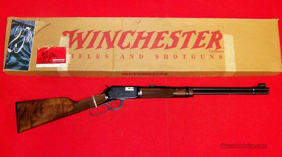 Winchester Model 9422 25th Anniversary  Guns > Rifles > Winchester Rifles - Modern Lever > Other Lever > Post-64