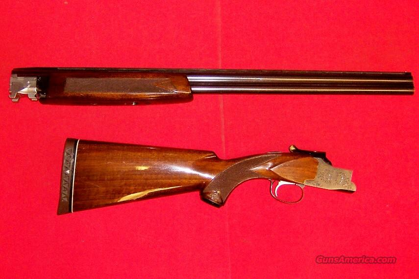 Sears / Ted Williams Model 400 (Winchester Model 101)  Guns > Shotguns > Winchester Shotguns - Modern > O/U > Hunting
