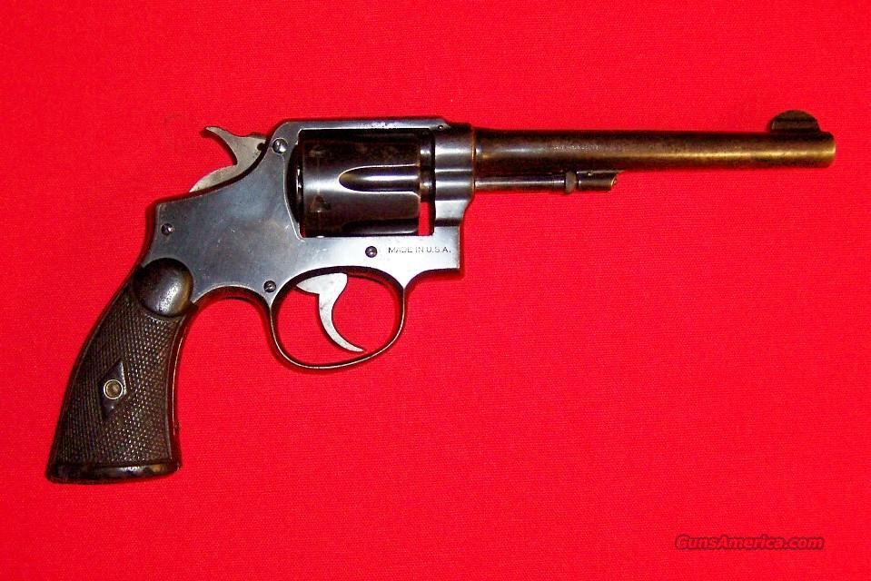 S&W  M1905  HAND  EJECTOR  Guns > Pistols > Smith & Wesson Revolvers