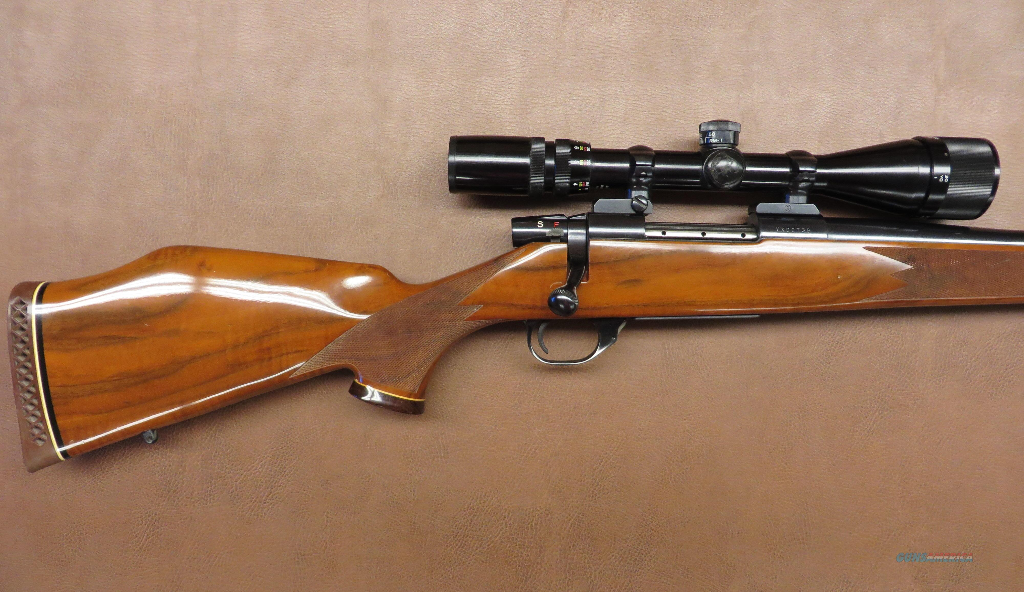 Weatherby Vangard VGX Deluxe  Guns > Rifles > Weatherby Rifles > Sporting