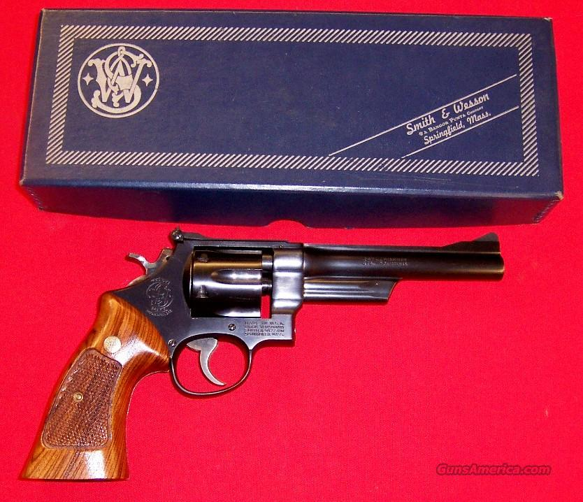 S&W Model 28-2 Highway Patrolman  Guns > Pistols > Smith & Wesson Revolvers > Full Frame Revolver