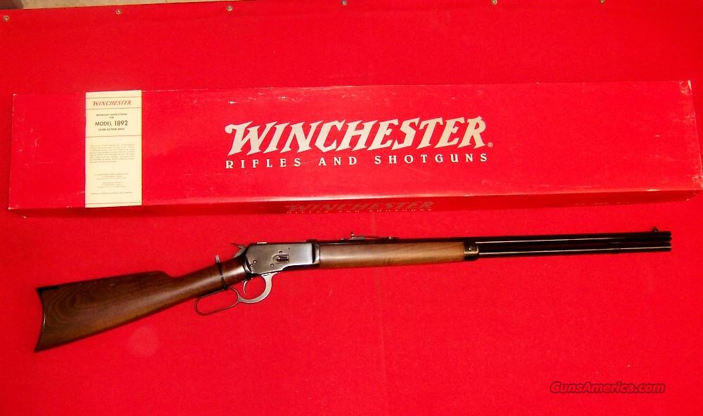 Winchester Model 1892  Guns > Rifles > Winchester Rifles - Modern Lever > Other Lever > Post-64