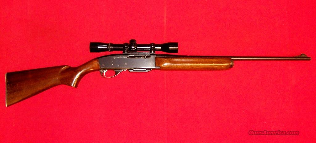 Remington Model 740  Guns > Rifles > Remington Rifles - Modern > Other