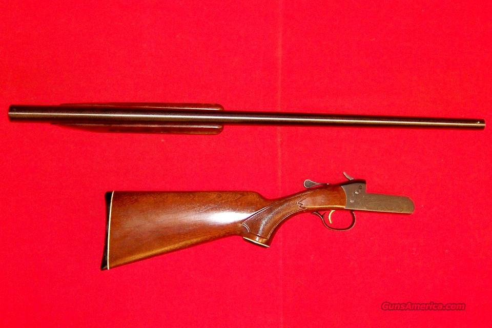 Winchester Model 37A  Guns > Shotguns > Winchester Shotguns - Modern > Bolt/Single Shot