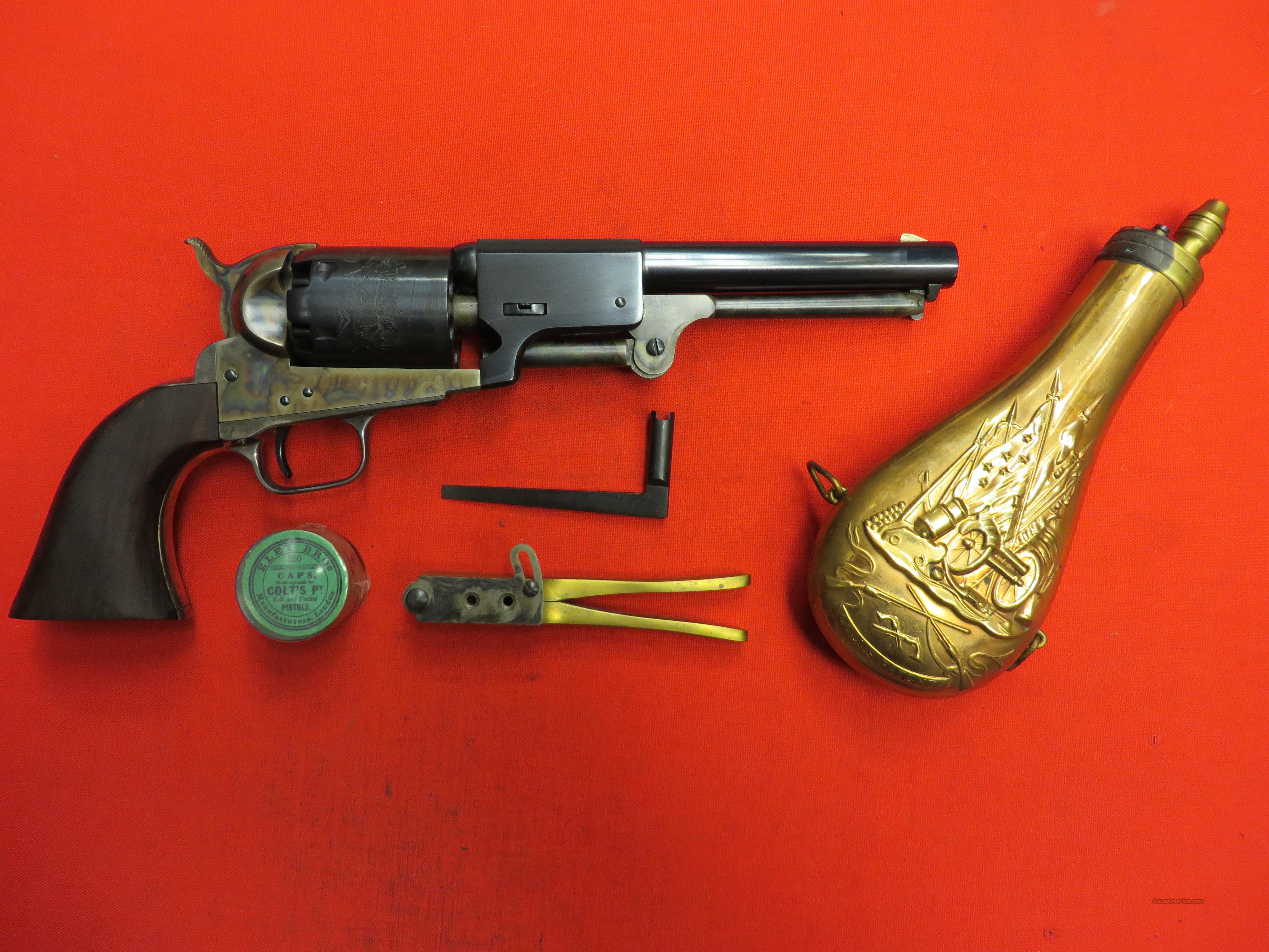 Colt Bicentennial Dragoon With Accessories  Guns > Pistols > Colt Percussion Revolver - Modern
