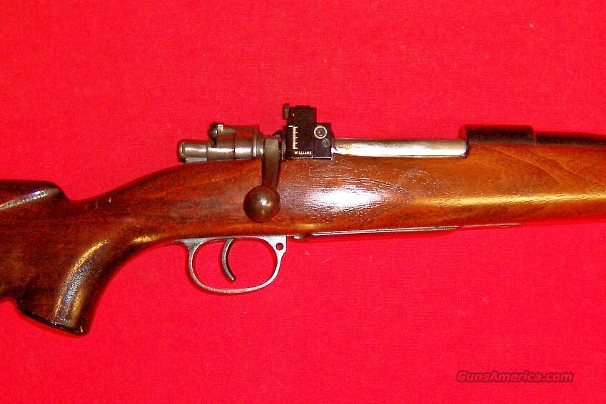 Mauser Model 98   Guns > Rifles > Mauser Rifles > German