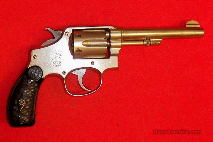 S&W .38 Military & Police Model of 1905 3rd Change  Guns > Pistols > Smith & Wesson Revolvers > Model 10