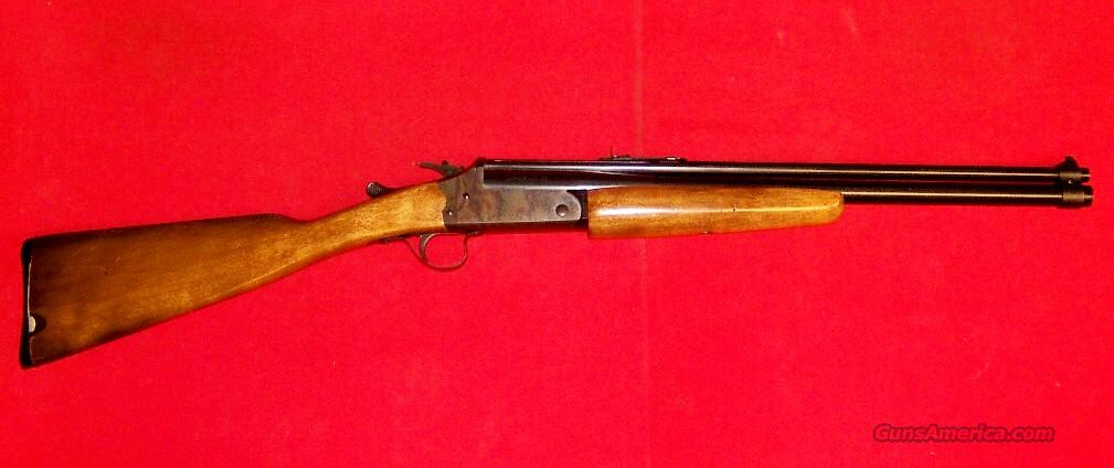 Savage Model 24C Series P Campers Companion  Guns > Shotguns > Savage Shotguns