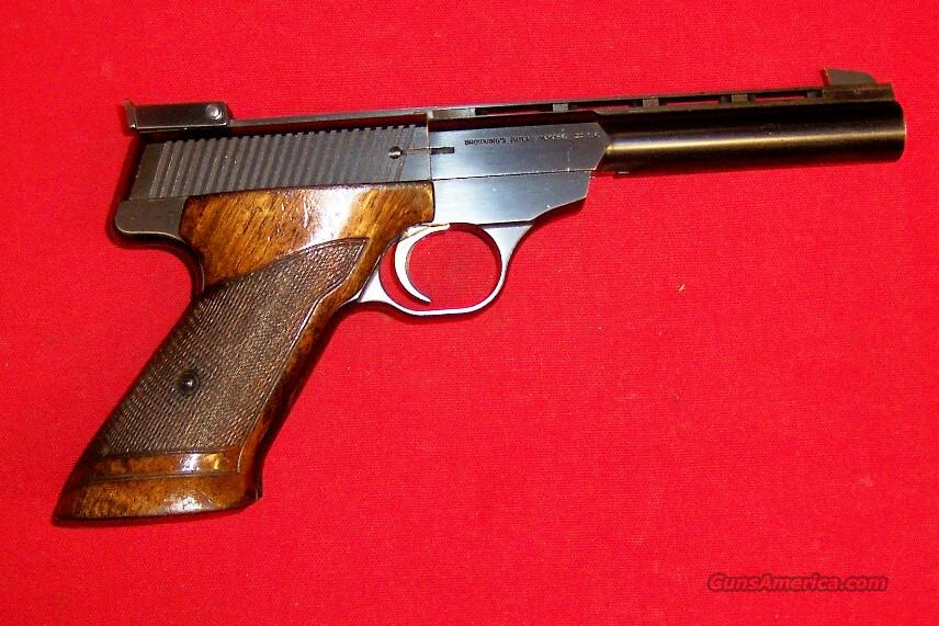 FN (Browning Patent) European Medalist  Guns > Pistols > Browning Pistols > Other Autos