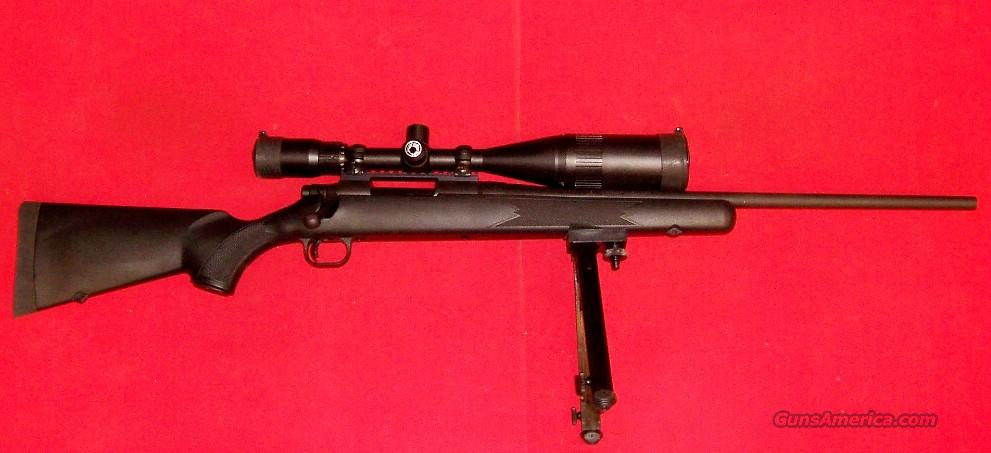 Mossberg Model 100ATR Night Train Combo  Guns > Rifles > Mossberg Rifles > 100 ATR