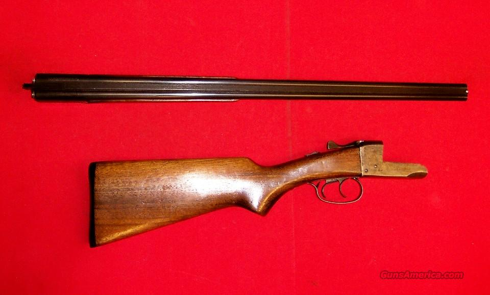 Stevens Model 311  Guns > Shotguns > Stevens Shotguns