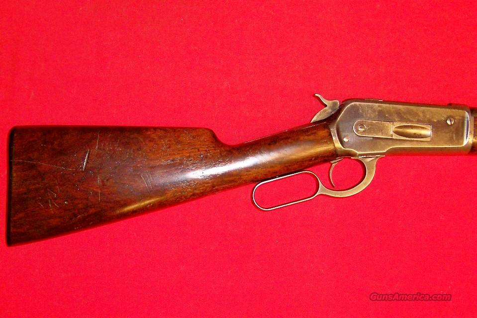 Winchester Model 1886 Lightweight Rifle  Guns > Rifles > Winchester Rifles - Modern Lever > Other Lever > Pre-64