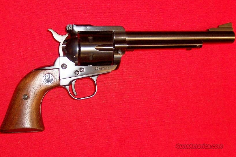 Ruger Old Model Blackhawk  Guns > Pistols > Ruger Single Action Revolvers > Blackhawk Type