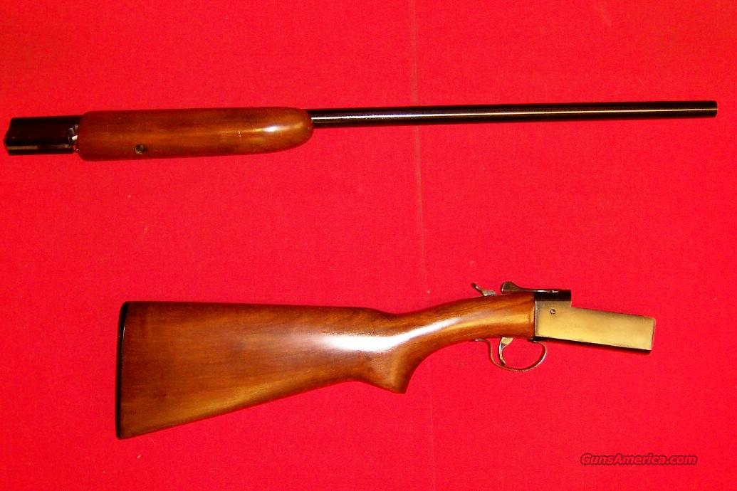Winchester Model 37 Steelbilt  Guns > Shotguns > Winchester Shotguns - Modern > Bolt/Single Shot