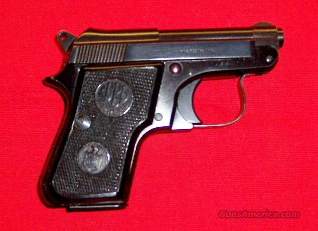 Beretta Model 950B  Guns > Pistols > Beretta Pistols > Small Caliber Tip Out
