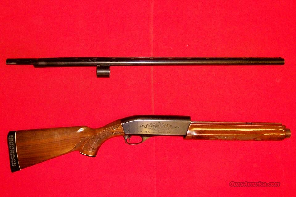 Remington Model 1100 Left Hand  Guns > Shotguns > Remington Shotguns  > Autoloaders > Hunting