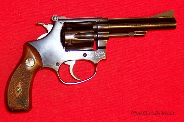 S&W Model 34 No Dash  Guns > Pistols > Smith & Wesson Revolvers > Pocket Pistols