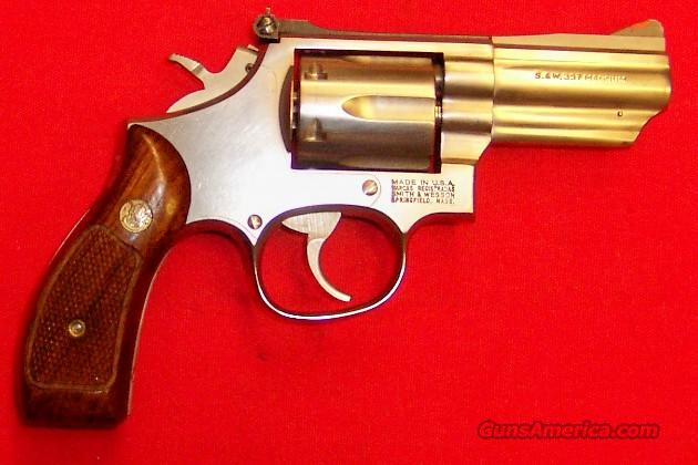 S&W Model 66-3  Guns > Pistols > Smith & Wesson Revolvers > Full Frame Revolver