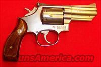 S&W Model 66-3  Smith & Wesson Revolvers > Full Frame Revolver