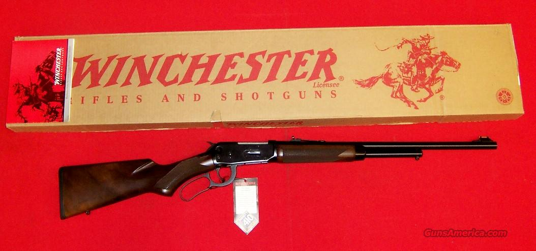 Winchester Model 9410 Packer  Guns > Shotguns > Winchester Shotguns - Modern > Bolt/Single Shot