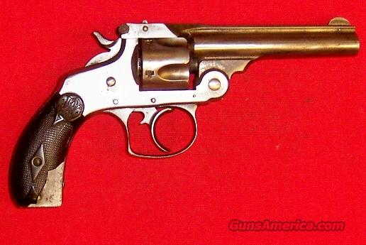 S&W .32 Double Action Third Model  Guns > Pistols > Smith & Wesson Revolvers > Pre-1899