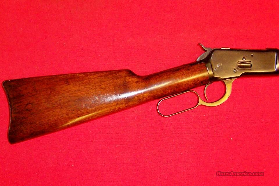 Winchester Model 1892 Saddle Ring Carbine  Guns > Rifles > Winchester Rifles - Modern Lever > Other Lever > Pre-64