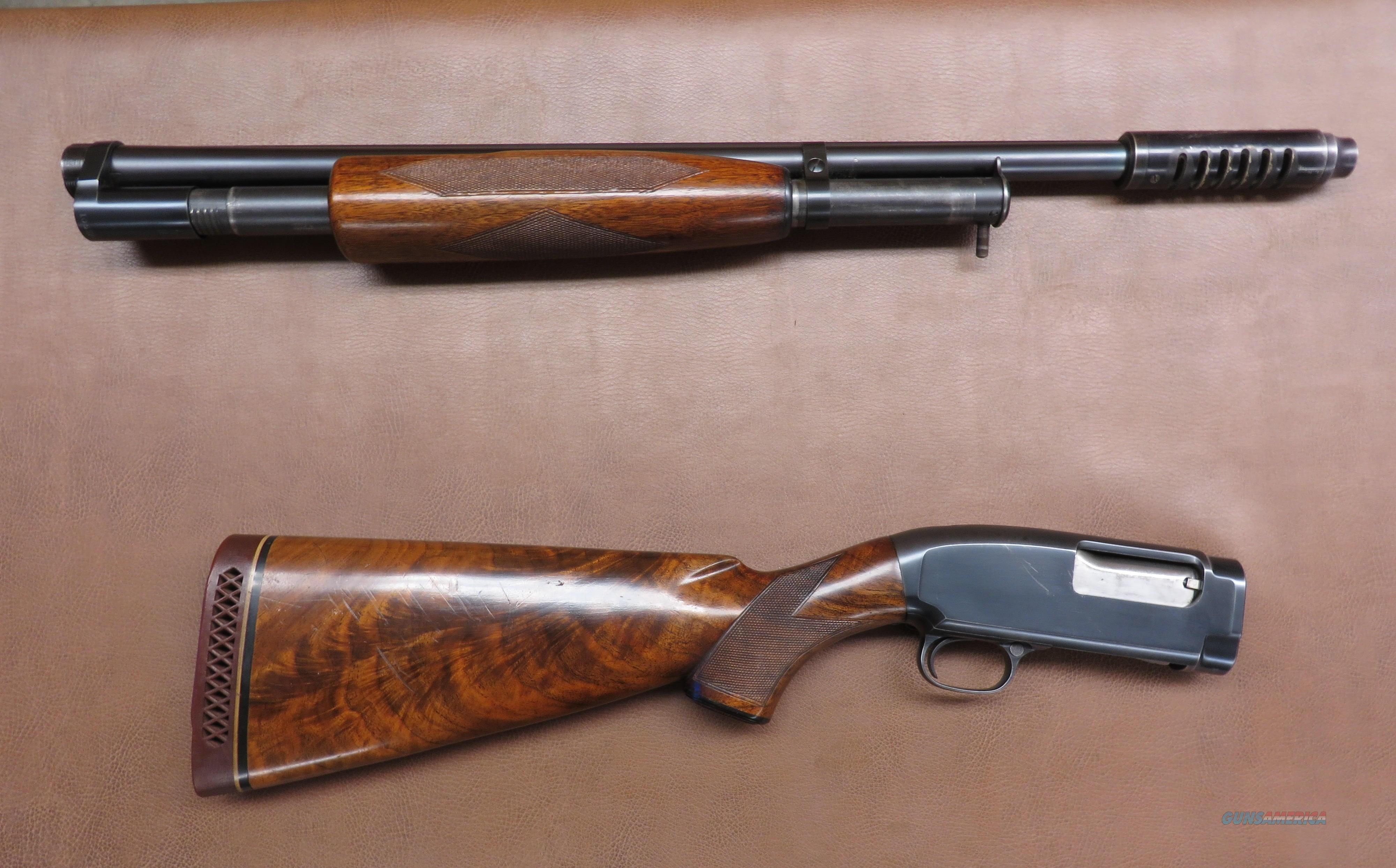 Winchester Model 12 Skeet  Guns > Shotguns > Winchester Shotguns - Modern > Pump Action > Trap/Skeet