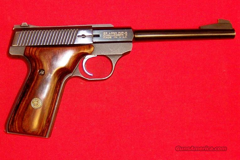 Browning Challenger II  Guns > Pistols > Browning Pistols > Other Autos