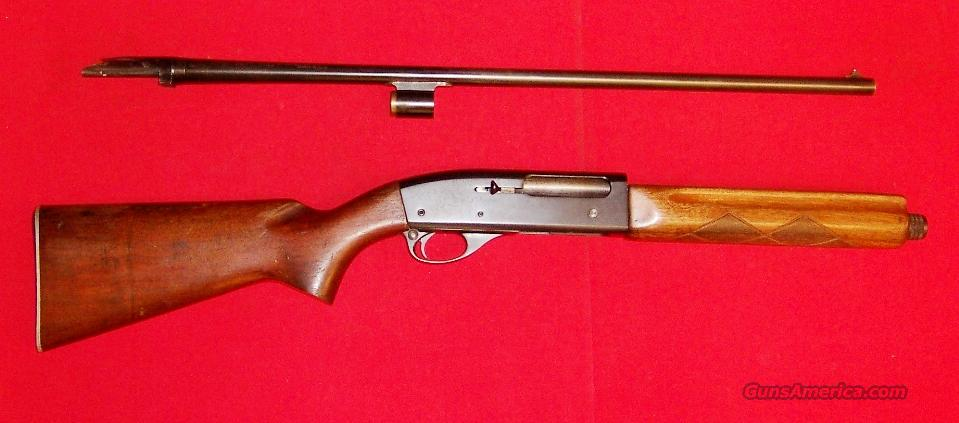 Remington Model 11-48  Guns > Shotguns > Remington Shotguns  > Autoloaders > Hunting