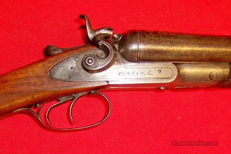 Colt Model 1878  Guns > Shotguns > Colt Shotguns