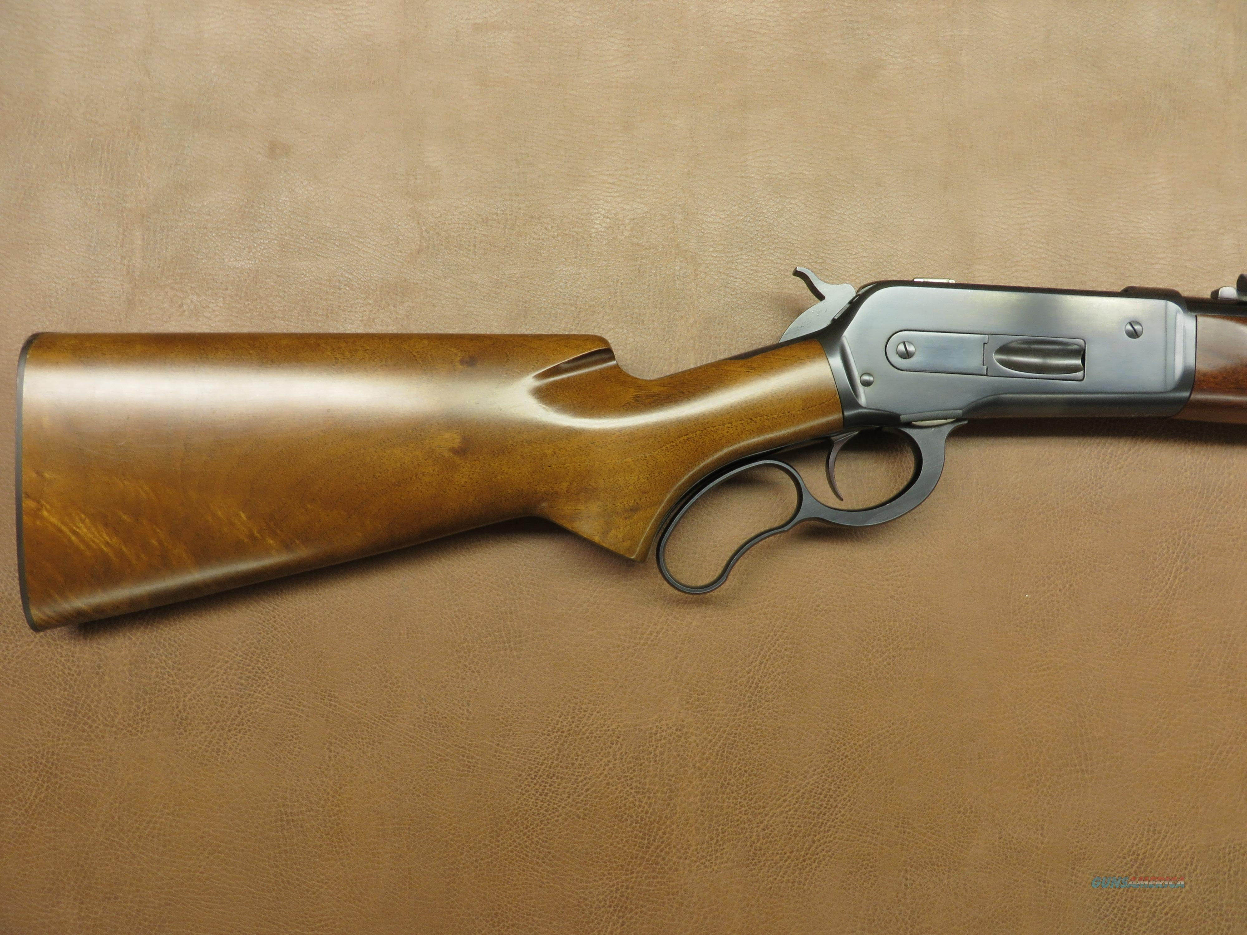 Browning Model 71 Carbine  Guns > Rifles > Browning Rifles > Lever Action