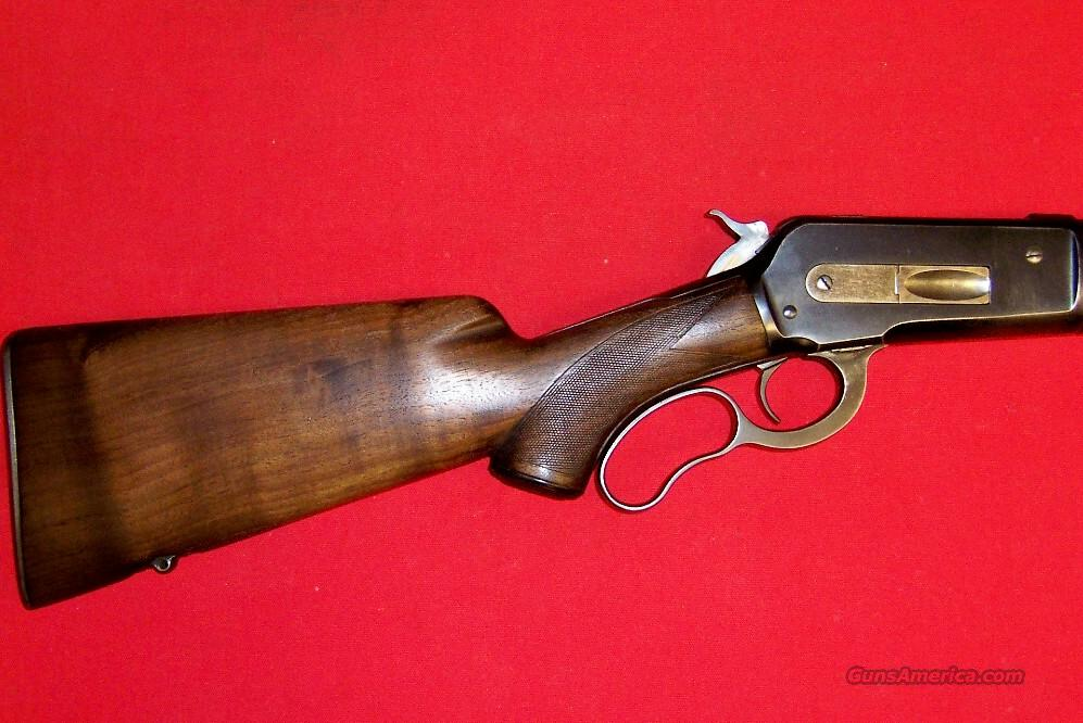 Winchester Model 71 Deluxe  Guns > Rifles > Winchester Rifles - Modern Lever > Other Lever > Pre-64