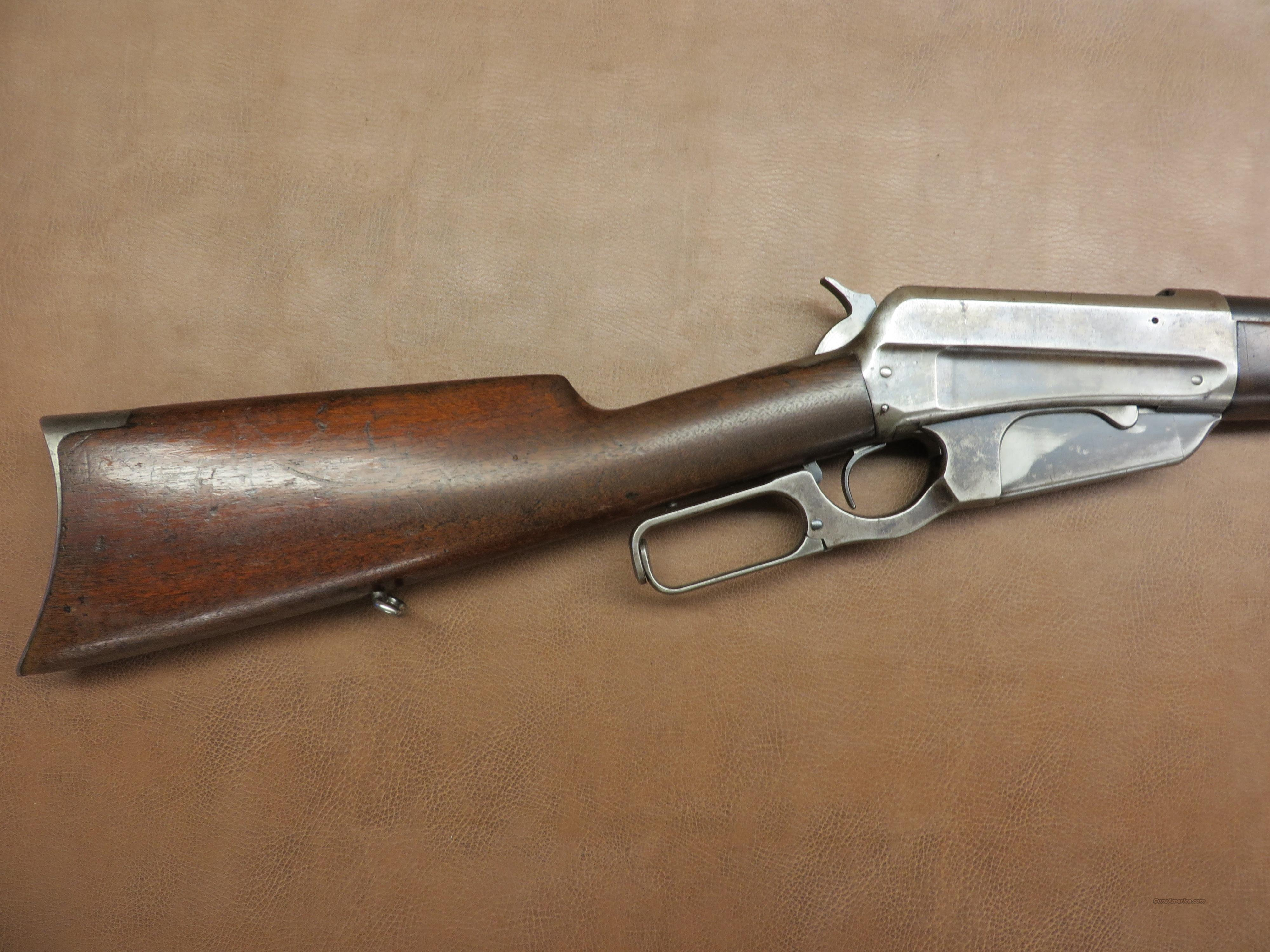 Winchester Model 1895  Guns > Rifles > Winchester Rifles - Modern Lever > Other Lever > Pre-64