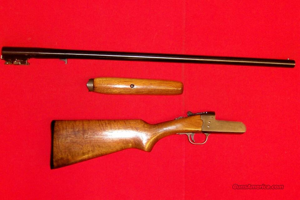 Savage Model 220B  Guns > Shotguns > Savage Shotguns