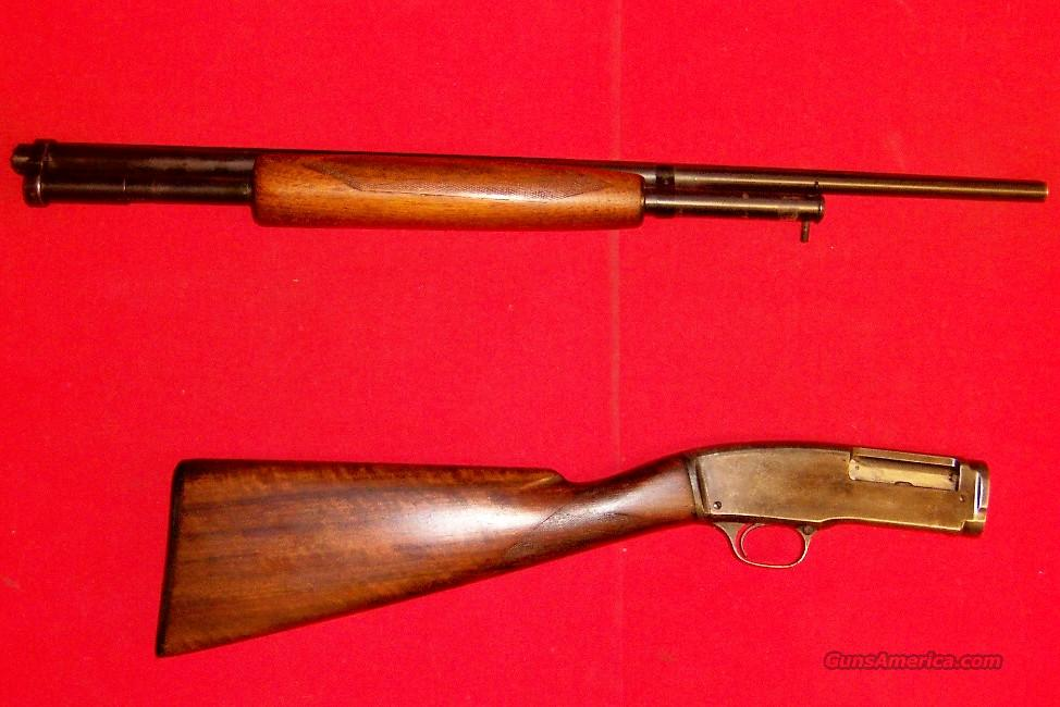 Winchester Model 42 Skeet  Guns > Shotguns > Winchester Shotguns - Modern > Pump Action > Trap/Skeet