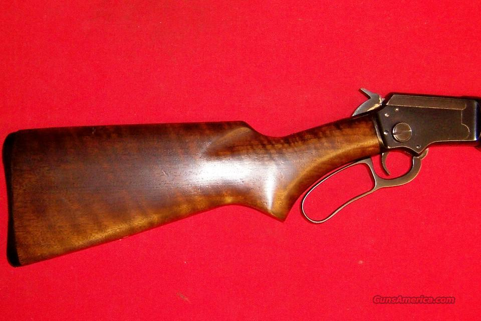 Marlin Model 39A  Guns > Rifles > Marlin Rifles > Modern > Lever Action