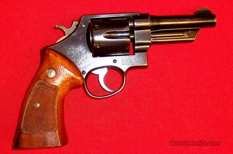 S&W 38/44 Heavy Duty Model of 1950  Guns > Pistols > Smith & Wesson Revolvers > Full Frame Revolver