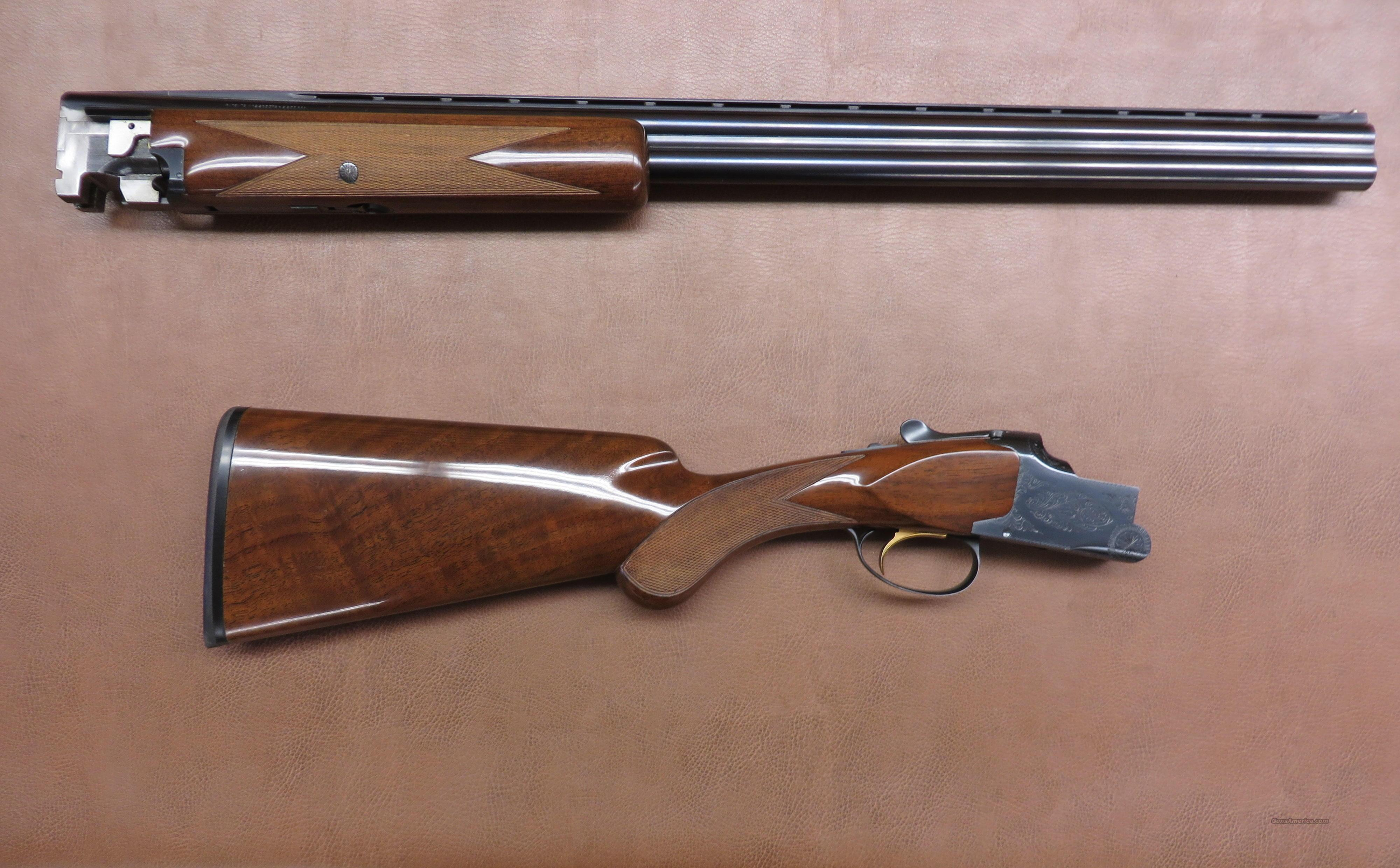 Browning Superposed Lightning  Guns > Shotguns > Browning Shotguns > Over Unders > Belgian Manufacture
