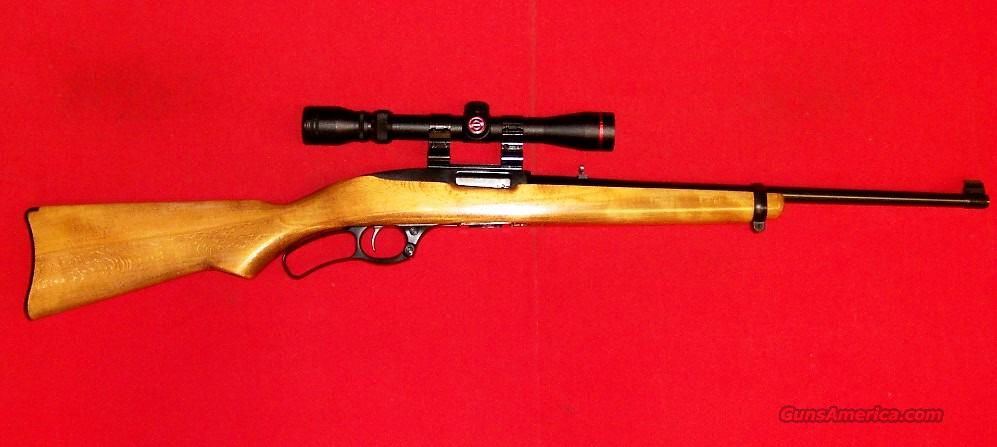 Ruger Model Ninety-Six  Guns > Rifles > Ruger Rifles > Lever Action
