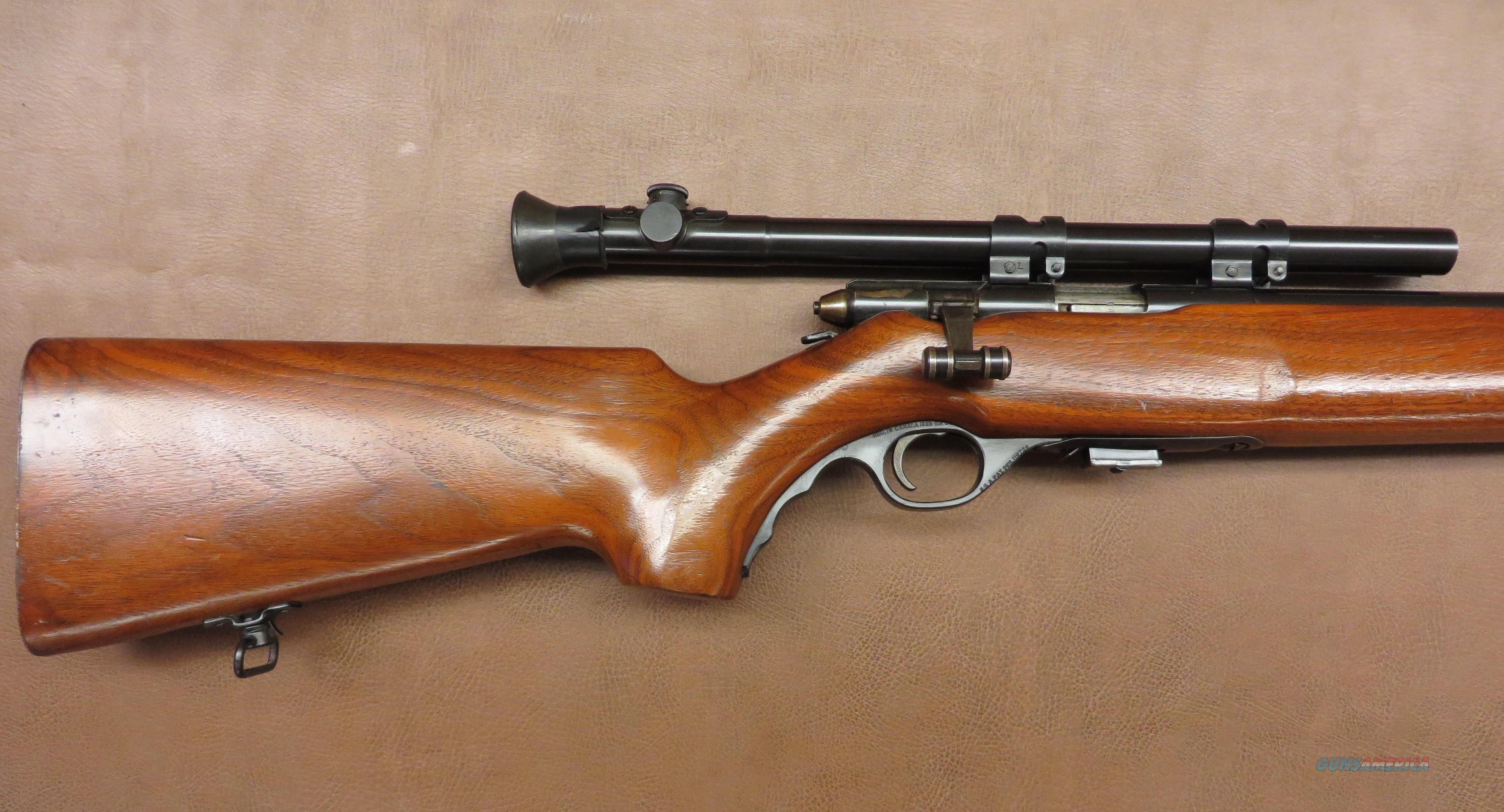 Mossberg Model 144  Guns > Rifles > Mossberg Rifles > Other Bolt Action