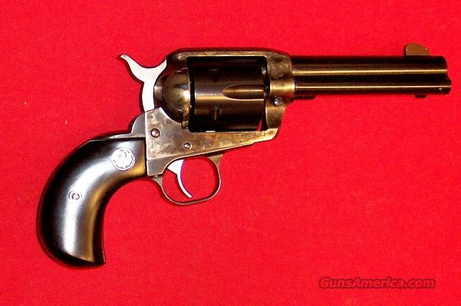 Ruger Old Model Birdshead Vaquero  Guns > Pistols > Ruger Single Action Revolvers > Cowboy Action