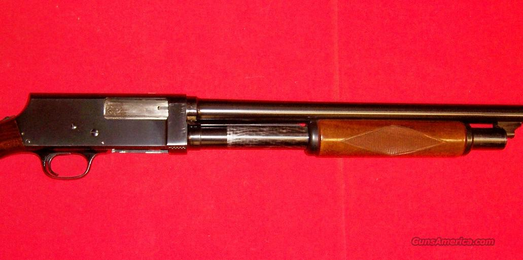 Stevens Model 520   Guns > Shotguns > Stevens Shotguns